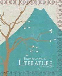 Explorations in Literature Student Grade 7 4th Edition