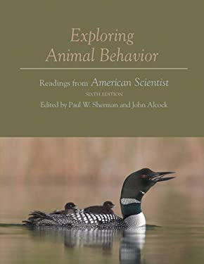 Exploring Animal Behavior: Readings from American Scientist 9781605351957