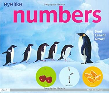 Eyelike Numbers 9781602140196