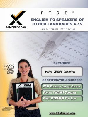 FTCE English to Speakers of Other Languages K-12
