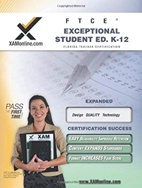 Ftce Exceptional Student Education K-12 Teacher Certification Test Prep Study Guide
