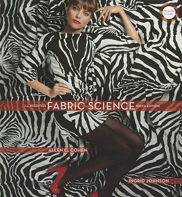 J.J. Pizzuto's Fabric Science [With CDROM]