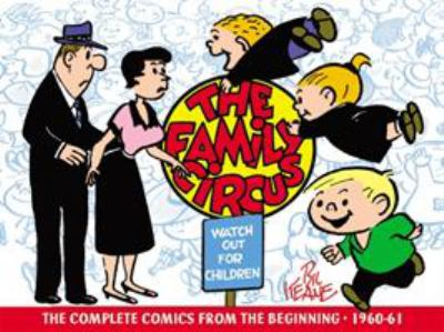 The Family Circus 9781600105487