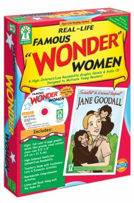 "Famous ""Wonder"" Women"