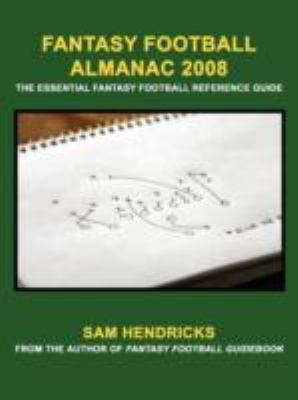 Fantasy Football Almanac 2008
