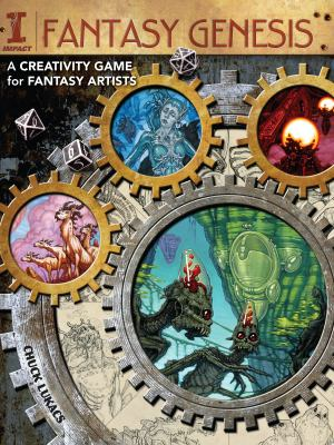 Fantasy Genesis: A Creativity Game for Fantasy Artists 9781600613371