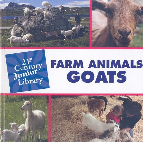 Farm Animals: Goats 9781602795433