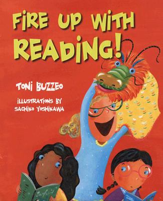 Fire Up with Reading! [With Sticker and Scale Pattern] 9781602130197