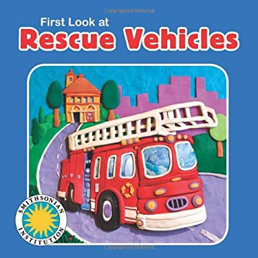 First Look at Rescue Vehicles 9781607271062