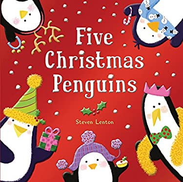Five Christmas Penguins 9781607105992