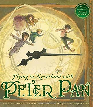 Flying to Neverland with Peter Pan 9781609052492