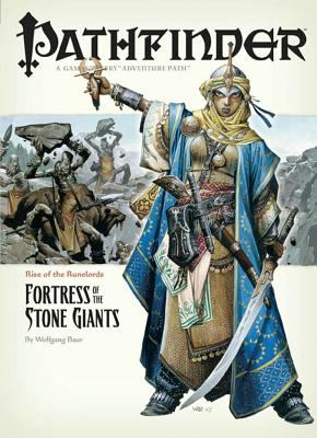 Fortress of the Stone Giants