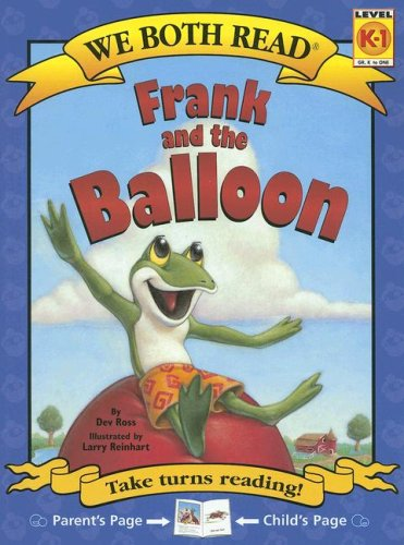 Frank and the Balloon: Level K-1 9781601150127