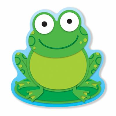 Frog Notepad 9781604189506