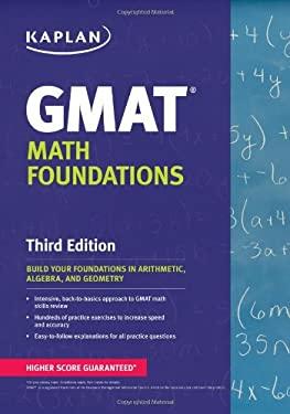 GMAT Math Foundations 9781609786786