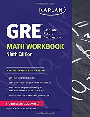 GRE Math Workbook 9781609781026