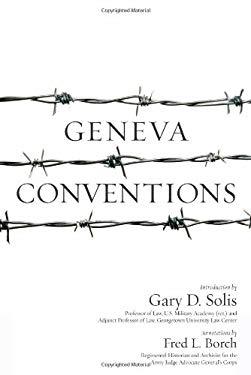 Geneva Conventions 9781607145547