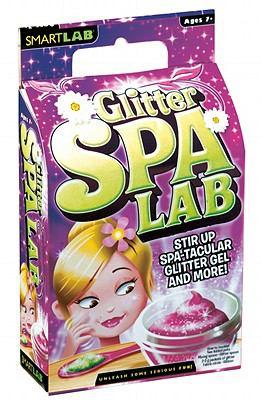 Glitter Spa Lab 9781603801188