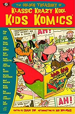 The Golden Collection of Klassic Krazy Kool Kids Komics 9781600105203