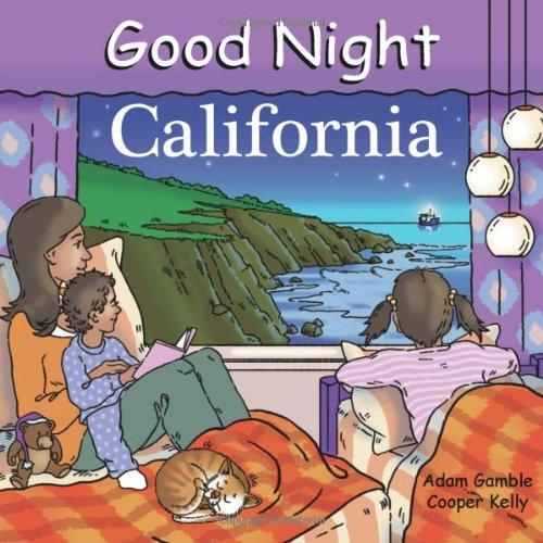Good Night California 9781602190214