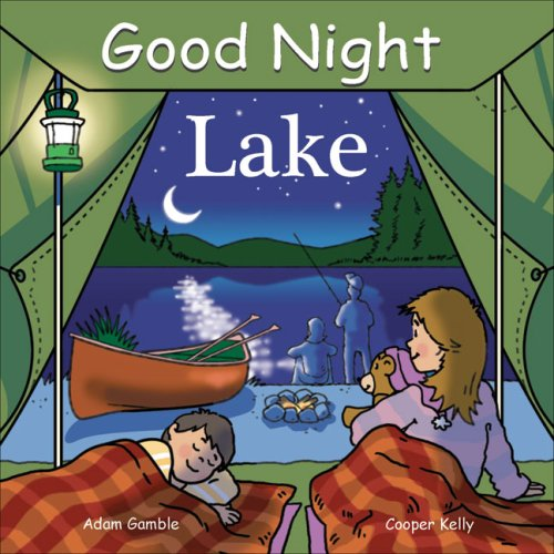 Good Night Lake 9781602190283