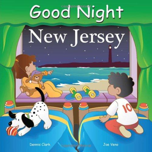 Good Night New Jersey 9781602190252