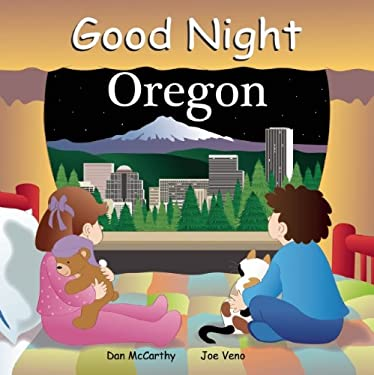 Good Night Oregon 9781602190412