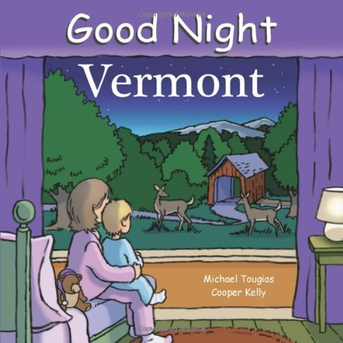 Good Night Vermont 9781602190177