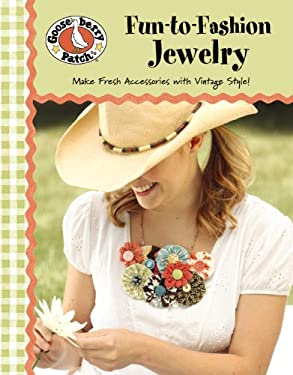 Gooseberry Patch: Fun-To-Fashion Jewelry (Leisure Arts #5146) 9781609000172