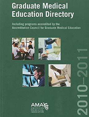 Graduate Medical Education Directory 9781603592215