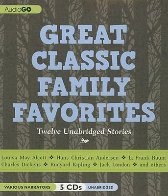Great Classic Family Favorites 9781602839373