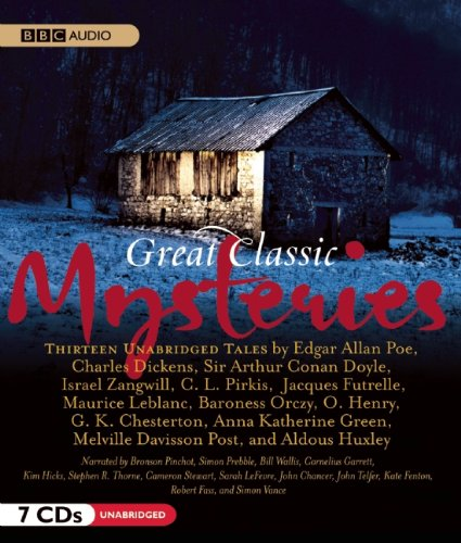Great Classic Mysteries 9781602839359