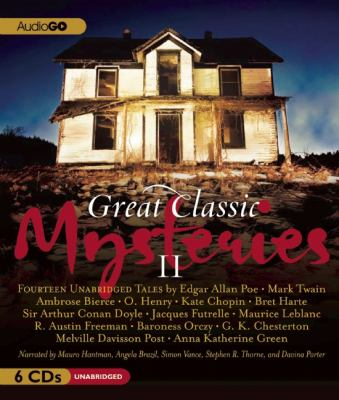 Great Classic Mysteries II 9781609987916