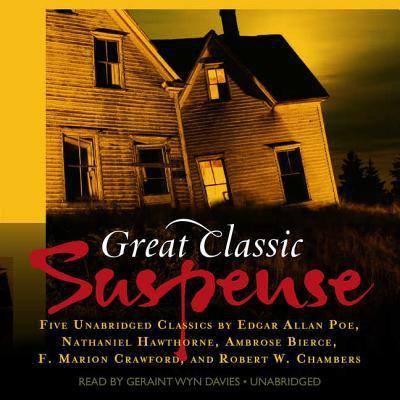 Great Classic Suspense 9781602836426