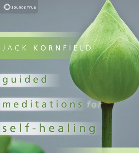 Guided Meditations for Self-Healing 9781604072020