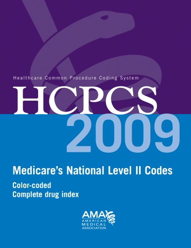 HCPCS: Medical's National Level II Codes 9781603590655