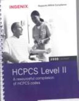 HCPCS Level II Expert: A Resourceful Compilation of HCPCS Codes 9781601510136