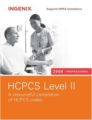 HCPCS Level II Professional 2009 (Softbound)