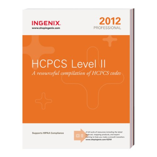HCPCS Level II Professional 9781601515735