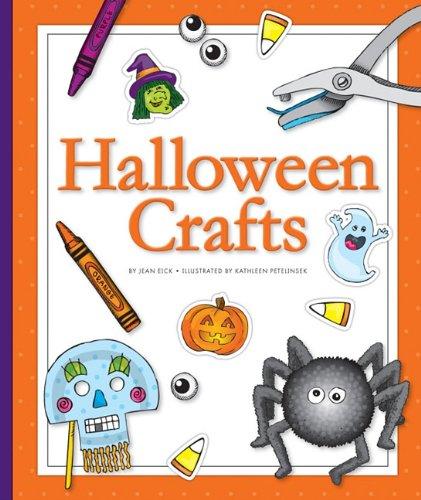 Halloween Crafts 9781609542344