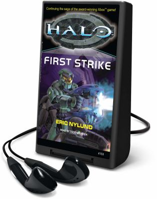 Halo: First Strike [With Headphones] 9781608476312
