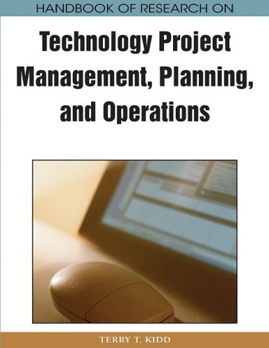 Handbook of Research on Technology Project Management, Planning, and Operations 9781605664002