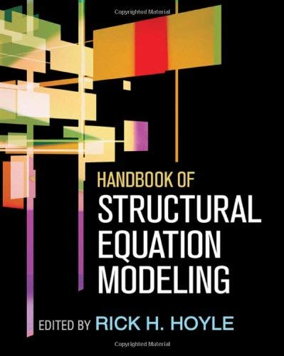 Handbook of Structural Equation Modeling 9781606230770