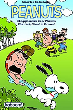 Happiness Is a Warm Blanket, Charlie Brown 9781608866816