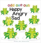 Happy Angry Sad (Odd One Out) 21927662