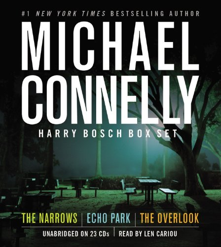 Harry Bosch Box Set: The Narrow/Echo Park/The Overlook 9781607887256