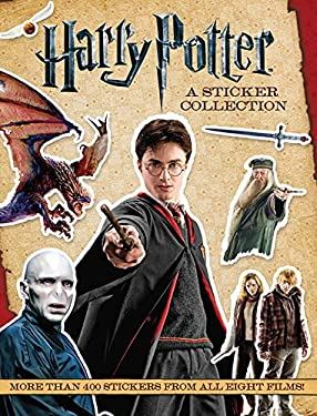 Harry Potter: A Sticker Collection by Insight Editions
