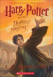 Harry Potter and the Deathly Hallows 17706620