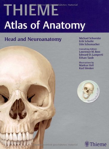 Head and Neuroanatomy [With Access Code] 9781604062908