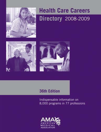 Health Care Career Directory 9781603590051